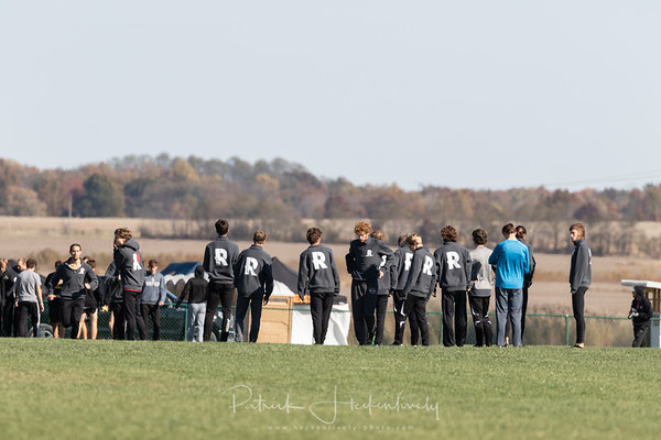 2019-11-03 Rose-Hulman Cross Country - Conference