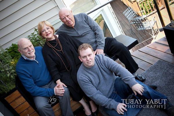 Robbin's family