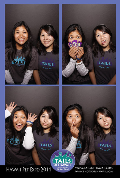 Tails of Hawaii @ The Pet Expo Day 1  (Photo Booth)