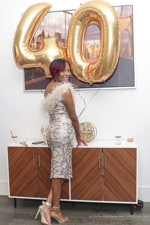 Marlissa 40th Birthday Party