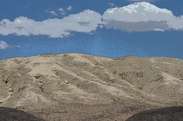 Between Heaven and Earth / California 2014