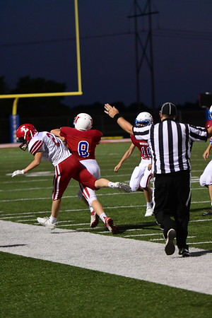 Freshman Football vs Elkhorn