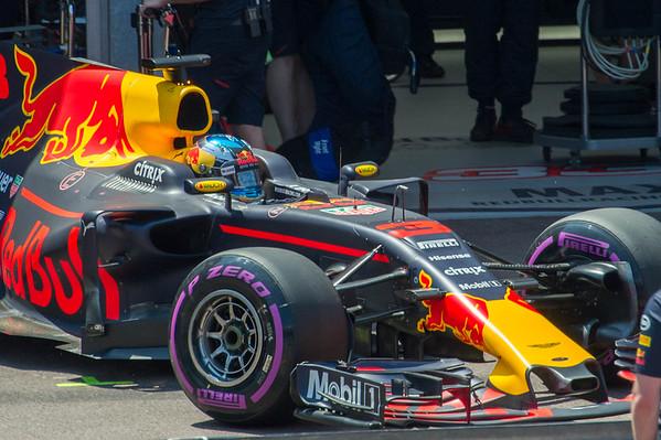 2017 Grand Prix of Monaco Qualifying