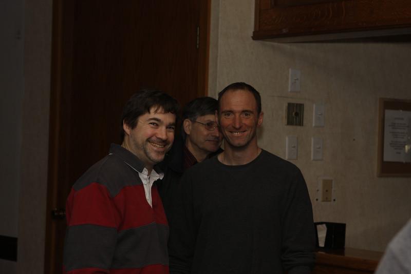 James Santucci & Charles Broy
