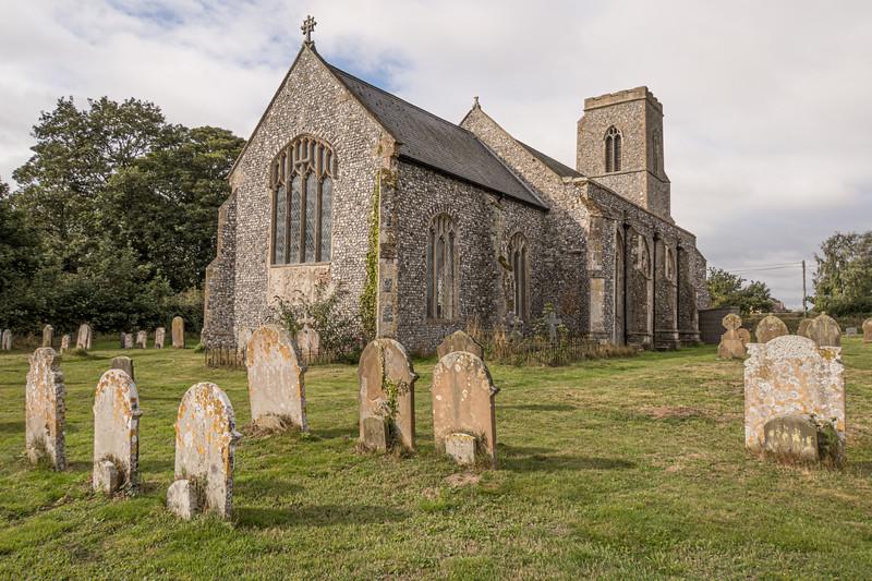 Swanton Abbott, St. Butolph