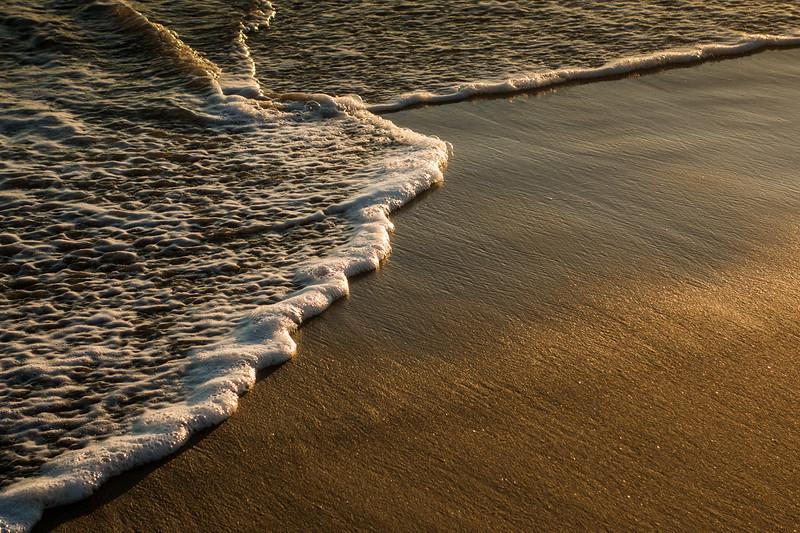 Coming a shore