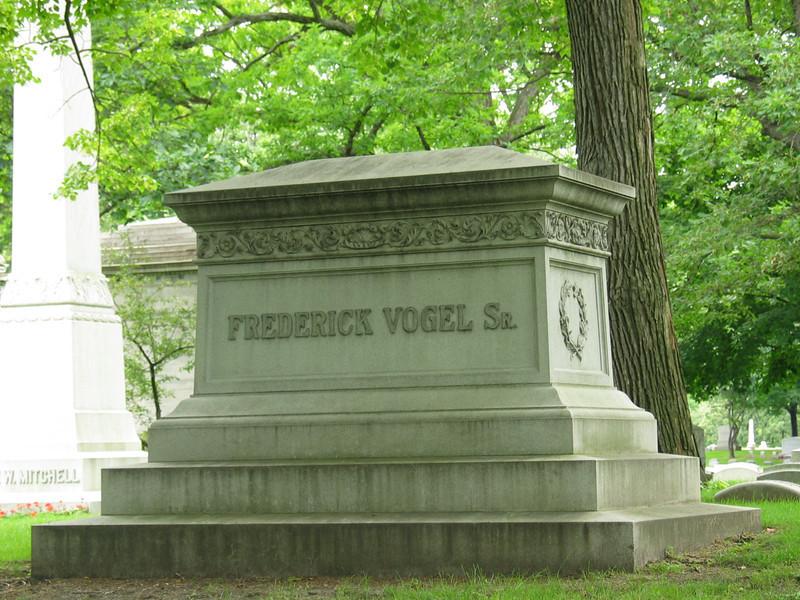 Frederick Vogel Sr