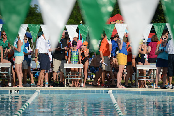 2013 MGCC Swimming - HSL All Stars