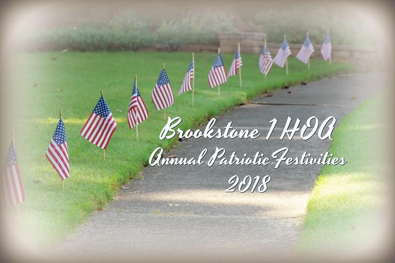 Brookstone 1 July 4th Festivities 2018