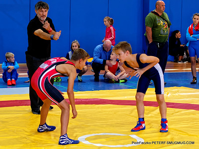FreeStyle Wrestling Children Regional Championships Cracow Pradniczanka october 2016
