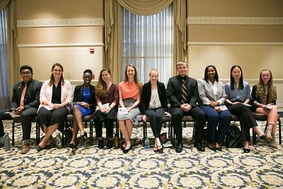 2018 Visionary Student Panel