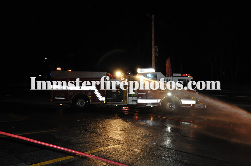 PFD fire Newtown & Old Country Rds 2-1-13 0501hrs 170