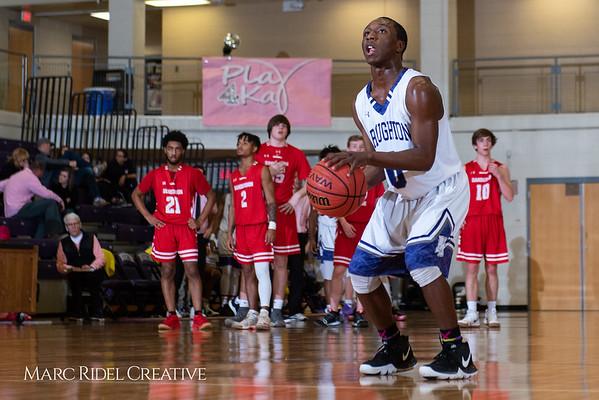 Broughton boys varsity basketball vs Sanderson. Play 4 Kay. January 17, 2019. 750_4729