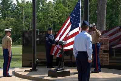 Dayton Memorial Day Dedication