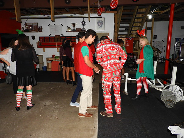 Rower  Holiday Party 2017