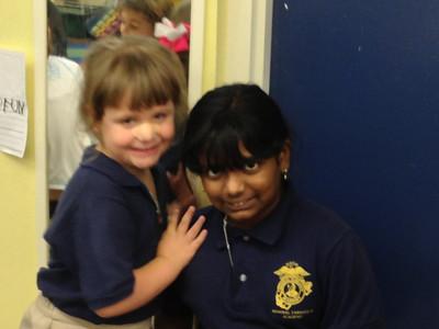 4th Grade and PreK