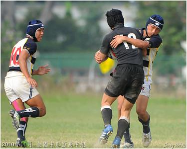 2010全國中正盃高中組-準決賽-建國中學 VS 長榮中學(CKHS vs CJSHS)