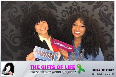 Curlz & Kicks presents The Gift of Life