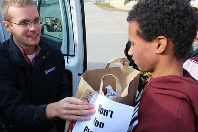 Park MS Health Supply Drive Tops Goal Twice