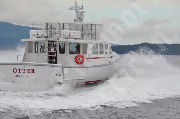 Isle au Haut Ferry Launch