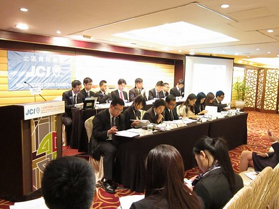 20110917 - 第二十七屆周年會員大會暨九月份月會