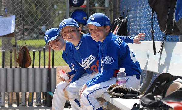 Mustang Major Dodgers 2010