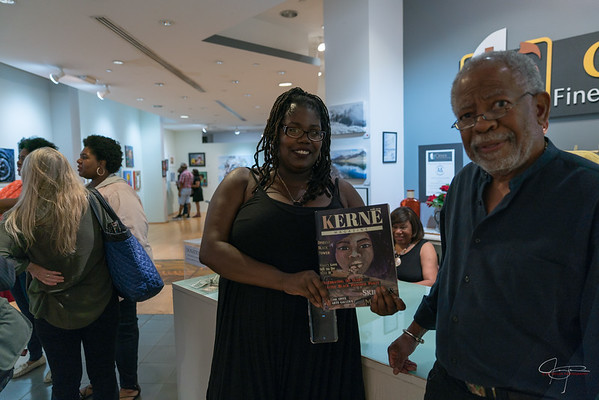 Onyx 13th Annual Exhibit - Heart n Soul - Public Opening