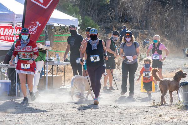 Drum Canyon Trail Run 2020