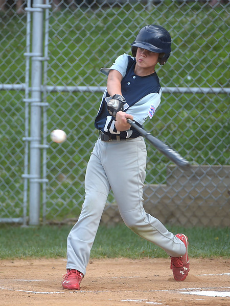 Marple vs. Newtown-Edgmont little League