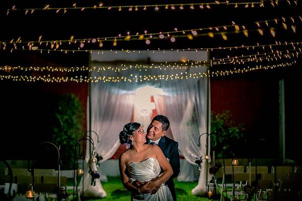 Boda Evelyn & Milton