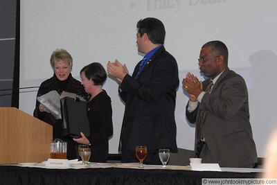 2009 01 16 CBOR Luncheon New Board of Directors