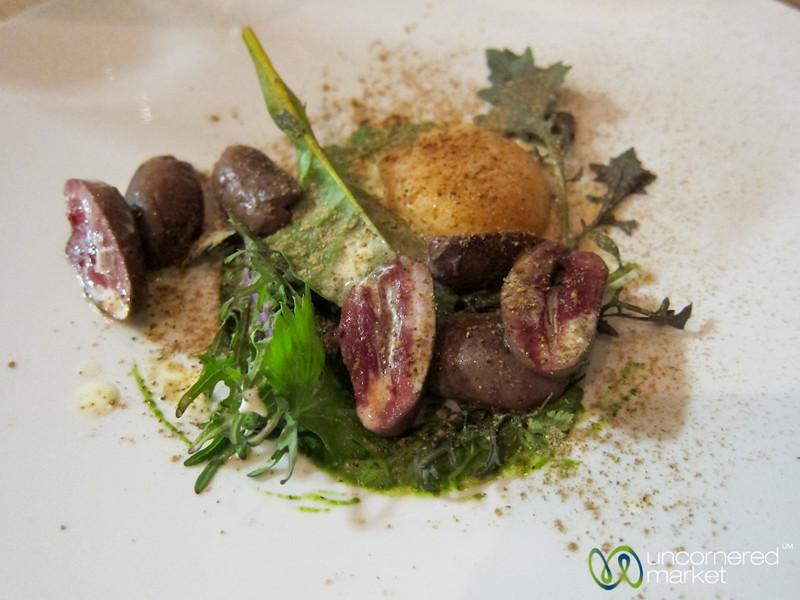 Aniar Restaurant, Tasting Menu - Galway, Ireland