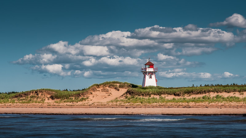 Prince Edward Island National Park - Covehead Harbour Lighthouse
