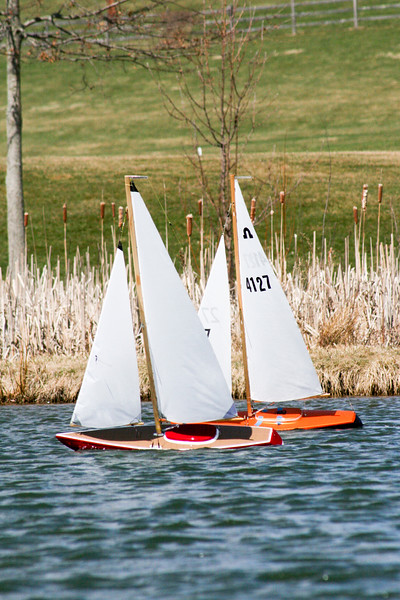 20150404 CSMYC Club Sailing