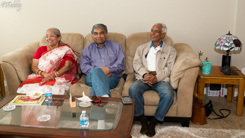 Aparna's 50th birthday