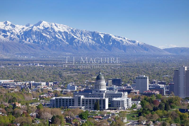 Capitol View, Salt Lake City, Utah