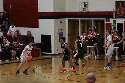 Boys' Basketball vs. Claymont