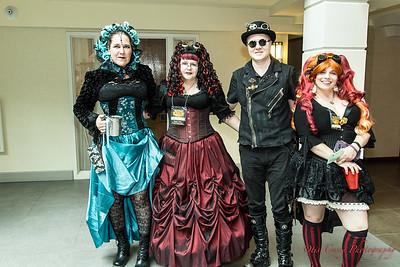 Steampunk World's Fair 2017 Friday Gallery