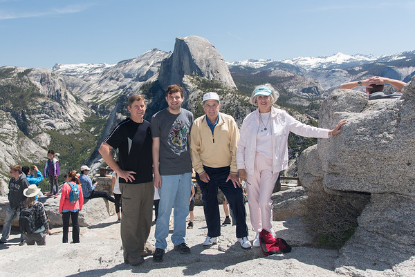 Yosemite 2016 - People