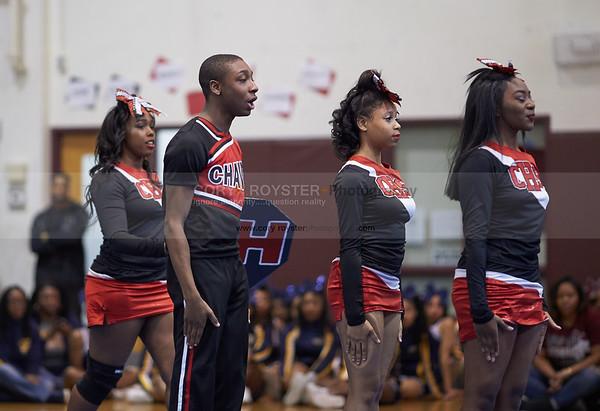 2018 DCSAA Cheerleading Championship