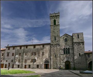Abbadia San Salvatore (Siena)
