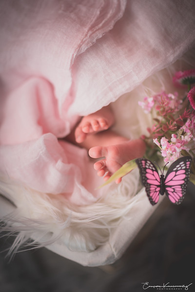 Liyaana Newborn Shoot