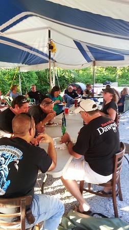 Dino's Party 2013
