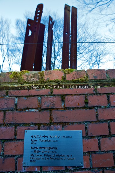 JAPAN, Kanagawa Prefecture, Hakone.  Hakone Open-Air Museum (1.2016)