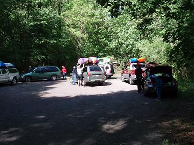 Lehigh River - CCGH Level 2 follow up trip