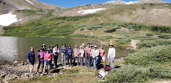 Silver Dollar Lake Trail Aug 28,2019