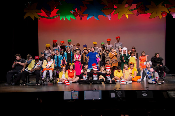 S12 Seussical Cast and Crew photos