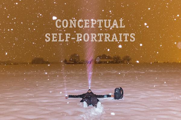 Project: Conceptual Self Portraits