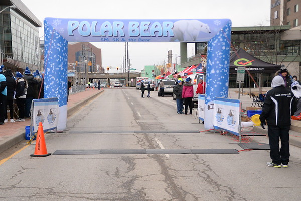5K & The Bear Finish