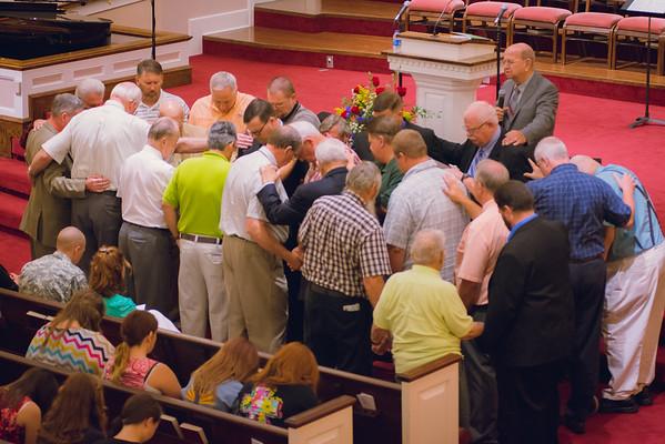 Dwyer Ordination